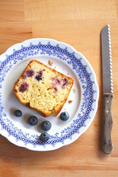 cake ricotta mirtilliok