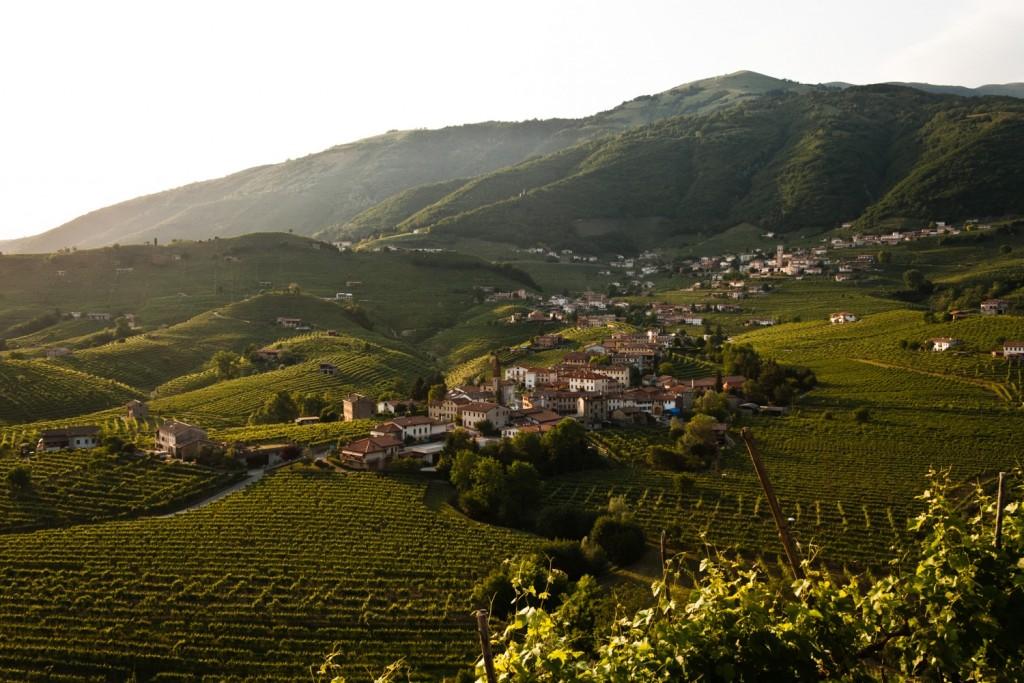 The Prosecco DOCG hills 01 - Photo ©Mattia Mionetto