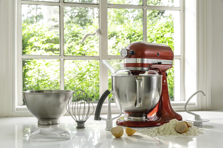 Mixer, KitchenAid eletto brand n. 1 al mondo - L\'Albero della Carambola